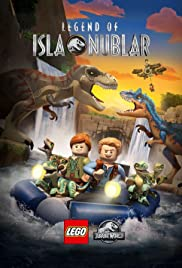 Lego Jurassic World: Legend of Isla Nublar Poster