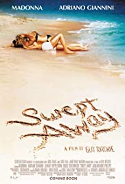Swept Away (2002) Poster - Movie Forum, Cast, Reviews