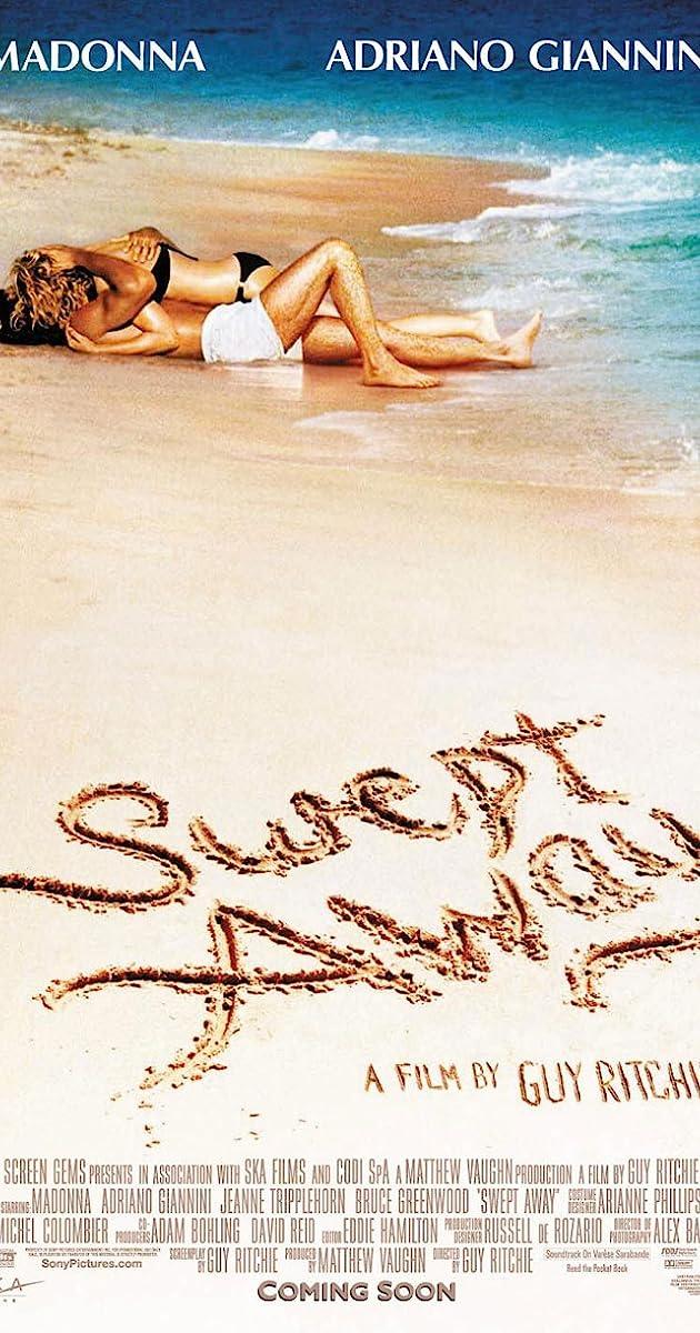 Swept Away (2002) - Full Cast & Crew - IMDb