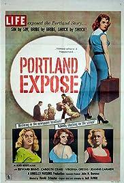 Portland Exposé(1957) Poster - Movie Forum, Cast, Reviews