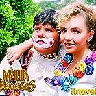 Jorge Granillo and Thalía in María Mercedes (1992)