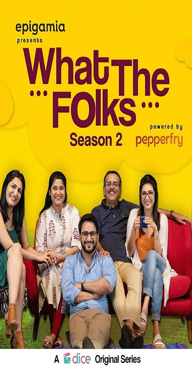 What the Folks (TV Series 2017– ) - IMDb