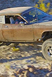 Mad Maxxis Off-Road Runner: 4x4 Muscle Car Desert Chase Poster