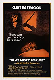 Play Misty for Me (1971) Poster - Movie Forum, Cast, Reviews