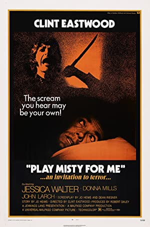 Ölümün Sesi – Play Misty for Me izle