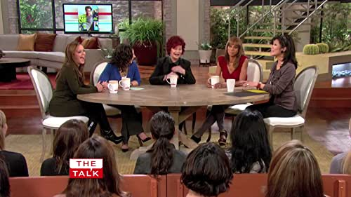 The Talk: Reaction To 2010 Sexiest Man Alive Clip 1