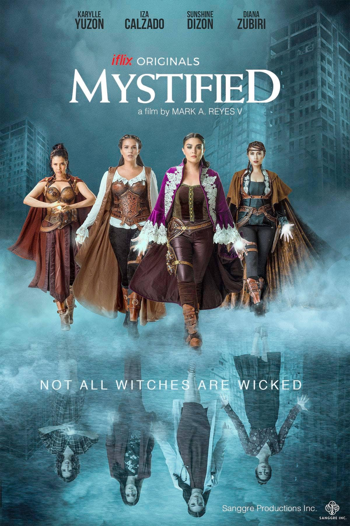 Sunshine Dizon, Diana Zubiri, Karylle, and Iza Calzado in Mystified (2019)
