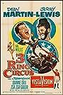 3 Ring Circus (1954) Poster