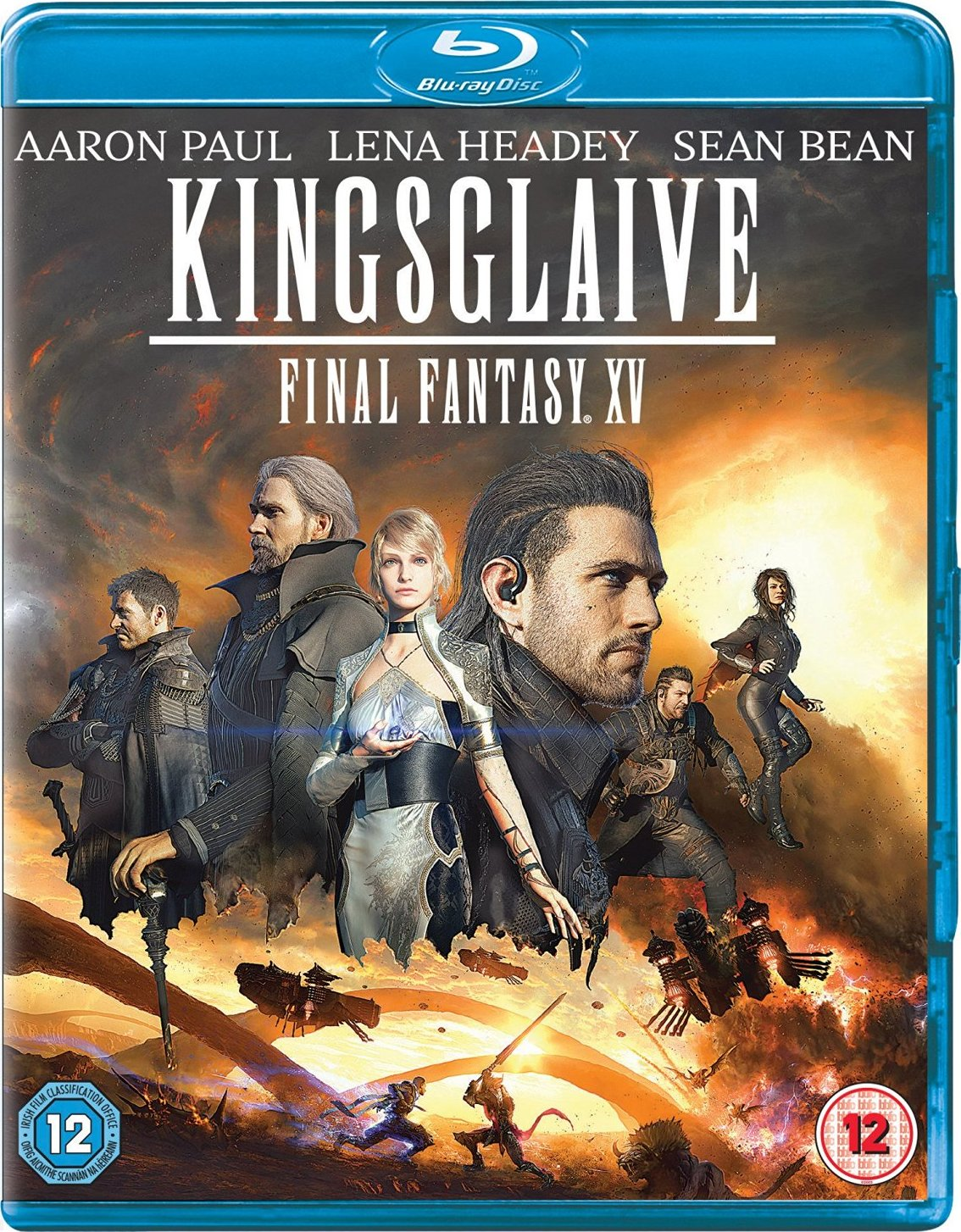 Kingsglaive Final Fantasy Xv 2016 Photo Gallery Imdb