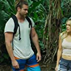 Michael Vlamis, Bianca Haase, Brock O'Hurn, and Michelle Randolph in The Resort (2021)