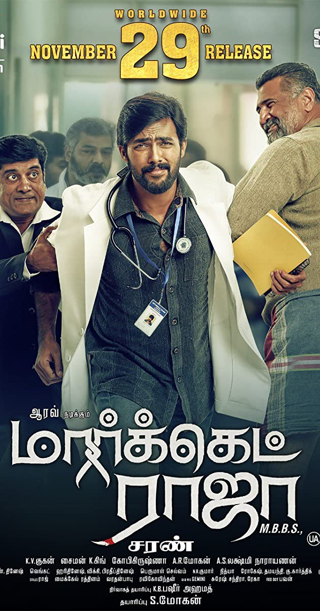 Market Raja MBBS Torrent Download
