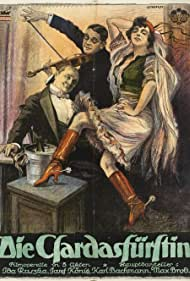 Karl Bachmann, Josef König, Ida Russka, and Max Brod in Die Czardasfürstin (1919)