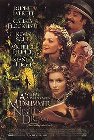 Kevin Kline, Michelle Pfeiffer, Rupert Everett, Calista Flockhart, and Stanley Tucci in A Midsummer Night's Dream (1999)