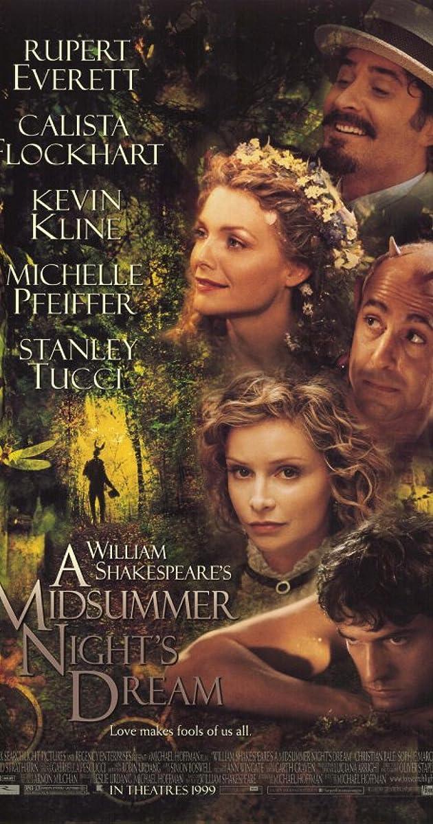 Watch Full HD Movie A Midsummer Night's Dream (1999)