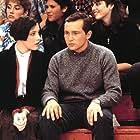 Annie Ryan and Casey Siemaszko in Three O'Clock High (1987)