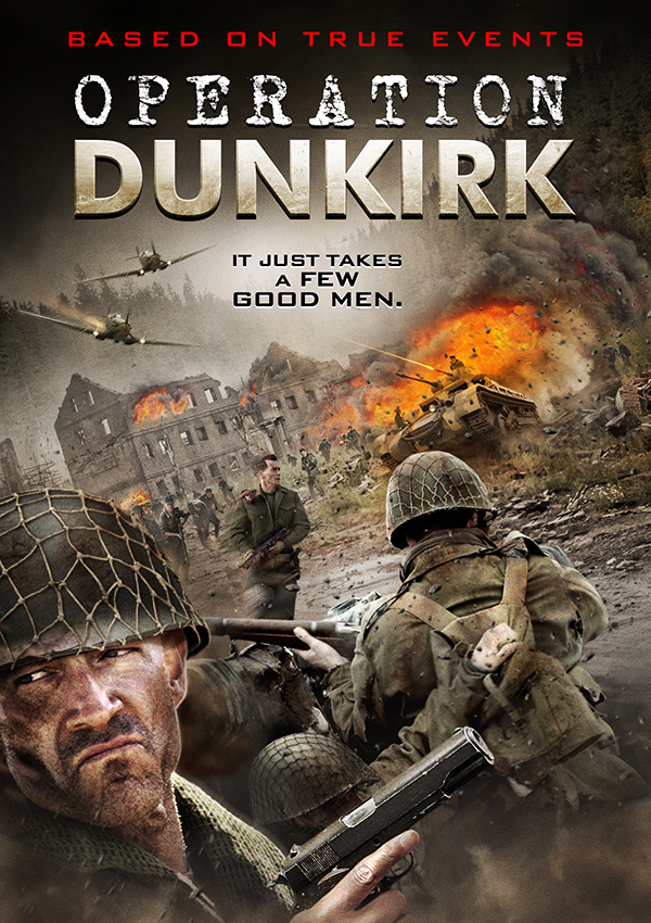 Operation Dunkirk 2017 Hindi Dual Audio 350MB BluRay ESubs Download