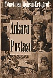 Ankara postasi Poster