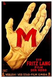 M (1931) Poster - Movie Forum, Cast, Reviews
