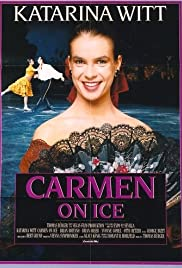 Carmen on Ice Poster