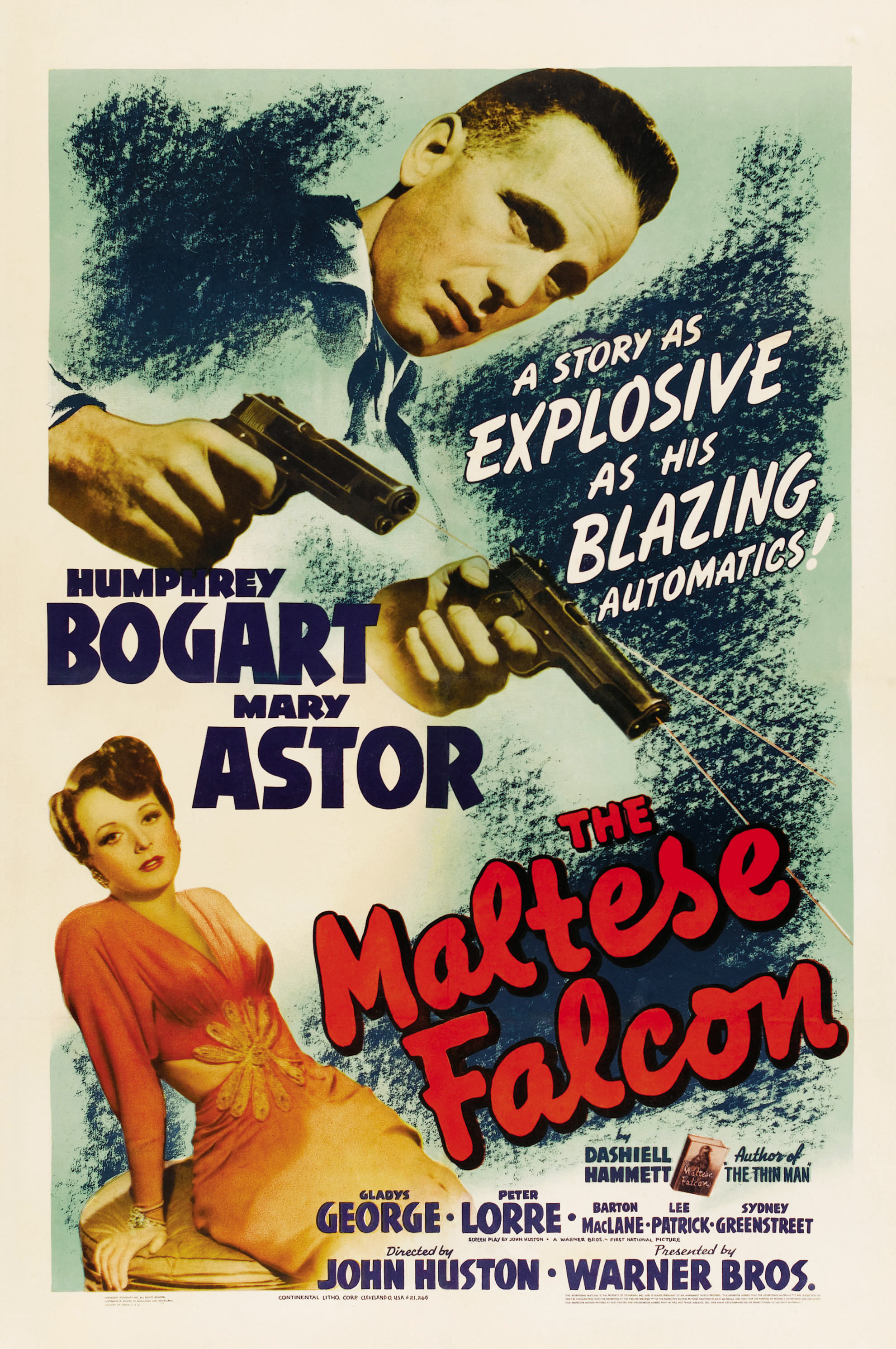 The Maltese Falcon (1941) - IMDb
