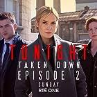Orla Fitzgerald, Lynn Rafferty, and Sean Fox in Taken Down (2018)