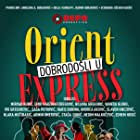 Haris Burina, Bojana Gregoric, Emir Hadzihafizbegovic, Sasa Petrovic, Mirvad Kuric, Jasmin Durakovic, and Nedim Malkocevic in Dobrodosli u Orient Express (2016)