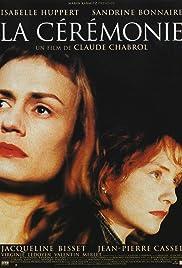 La Cérémonie (1995) La cérémonie 1080p