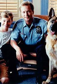 Andrew Bednarski, Jesse Collins, and Rudolph Von Holstein III in Katts and Dog (1988)