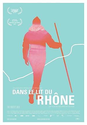 Dans le lit du Rhône