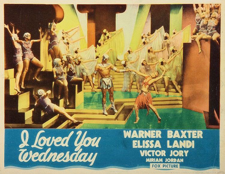 George Bruggeman, Betty Bryson, Patricia Farr, June Lang, Margaret Nearing, and Marion Weldon in I Loved You Wednesday (1933)