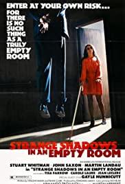 Strange Shadows in an Empty Room Poster