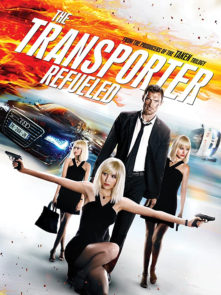 The Transporter Refueled 2015 Hindi Dual Audio 350MB BluRay ESubs