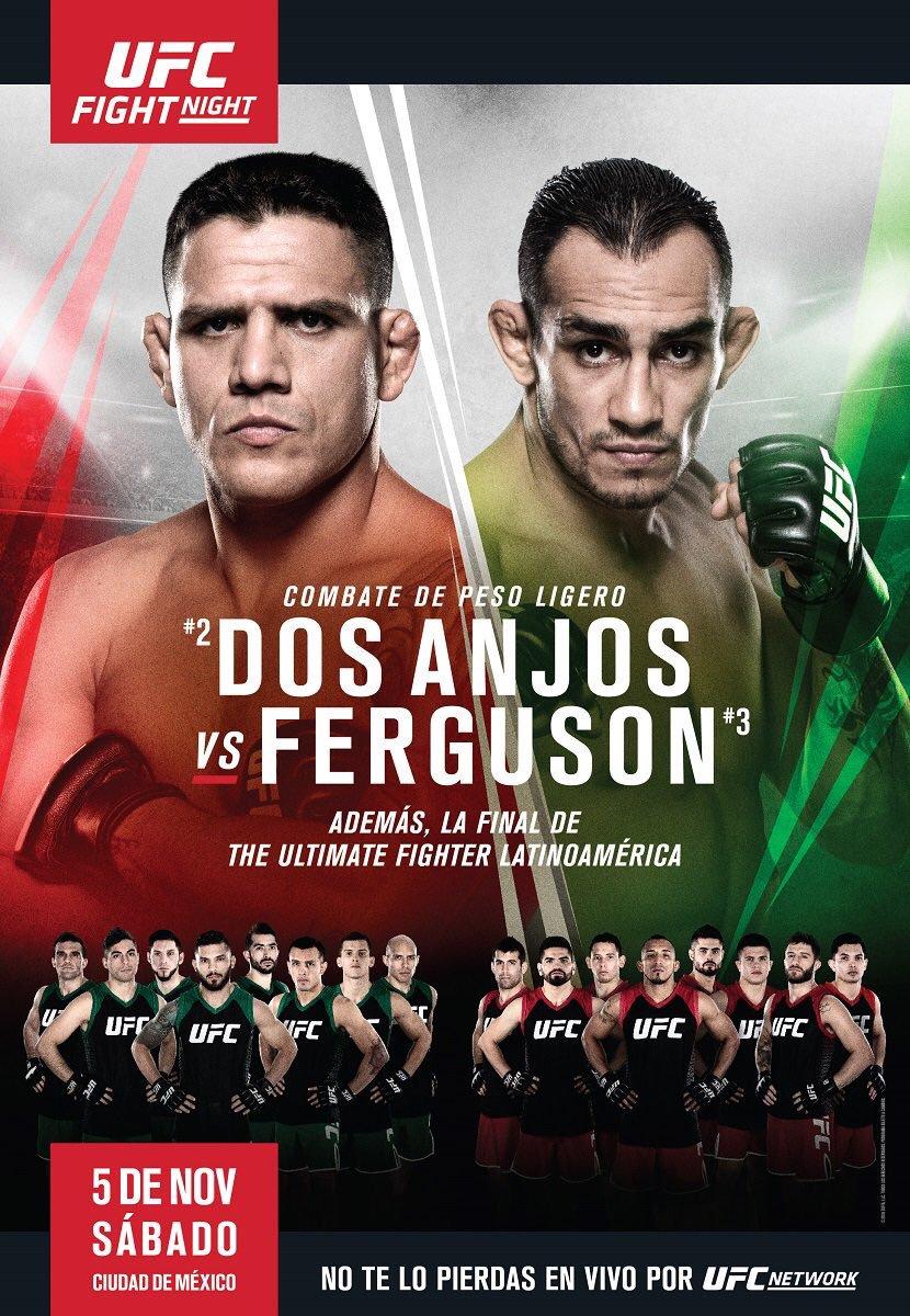 UFC Fight Night: dos Anjos vs....