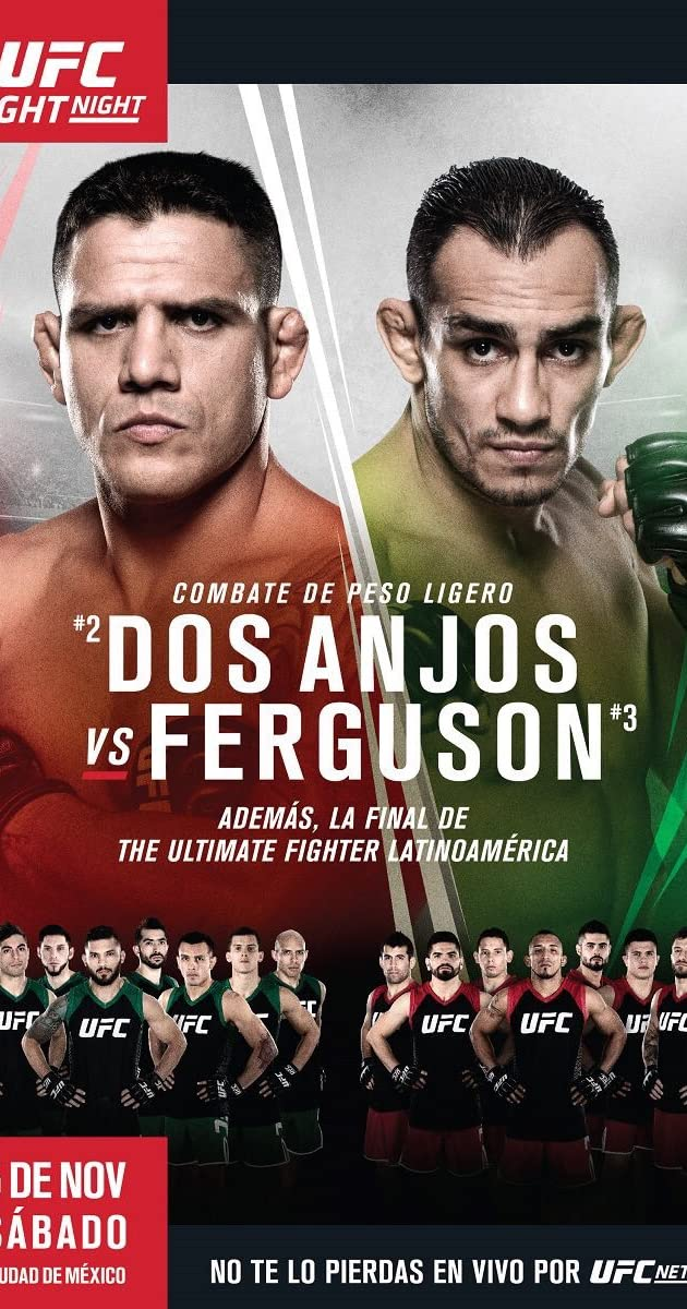UFC Fight Night: dos Anjos vs. Ferguson (2016) - IMDb