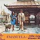 Laura Gemser and Ivan Rassimov in Emanuelle - Perché violenza alle donne? (1977)