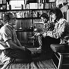 Michael J. Fox, Paul Schrader, and Joan Jett in Light of Day (1987)