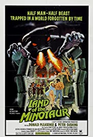 Land of the Minotaur Poster