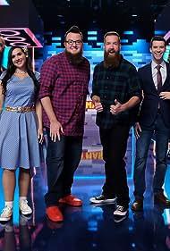 Boone Langston, Mark Cruickshank, Tyler Clites, Amy Clites, Samuel Hatmaker, and Jessica Ragzy Ewud in Finals (2020)