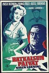 Ratkaisun päivät (1956)