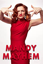 Mandy Mayhem's Rapping with Actors Poster