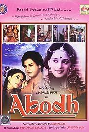 Abodh Poster