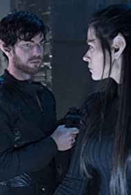 Peyton List and Harry Treadaway in Et in Arcadia Ego, Part 2 (2020)