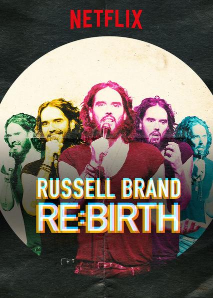 Russell Brand: ReBirth Movie Poster