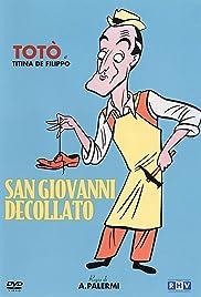 San Giovanni decollato Poster