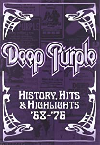 imovie free downloads Deep Purple: History, Hits \u0026 Highlights [720x594]