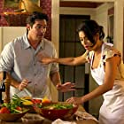 Dean Cain and Juliana Paes in Bed & Breakfast: Love is a Happy Accident (2010)