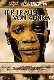 Leni Riefenstahl im Sudan Poster