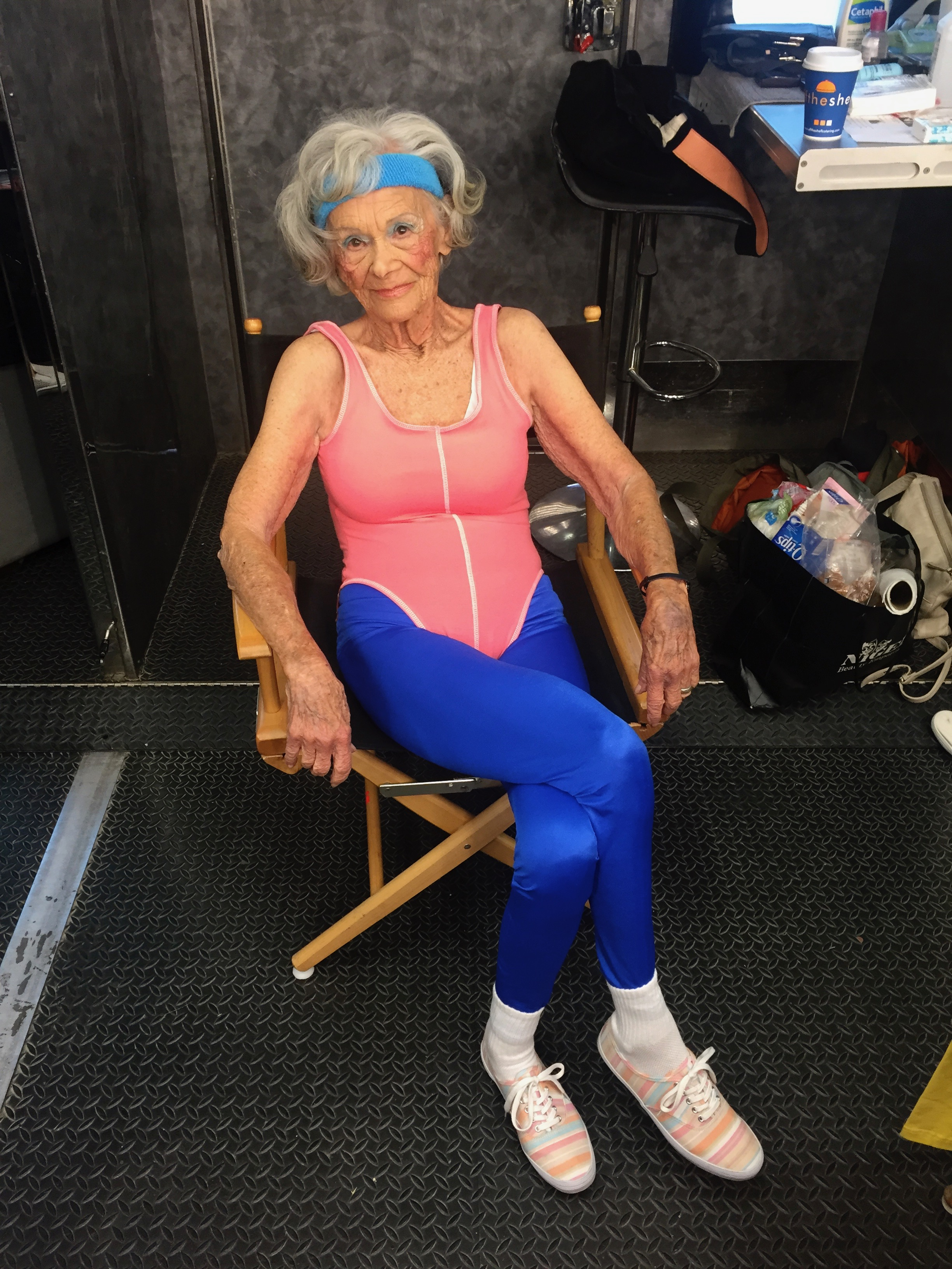 Pharrell music video.