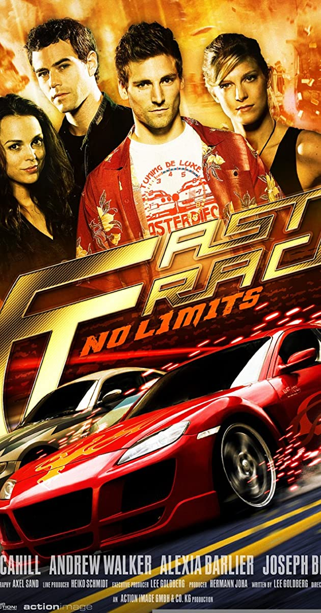 Jokių stabdžių! / Fast Track: No Limits (2008) Online