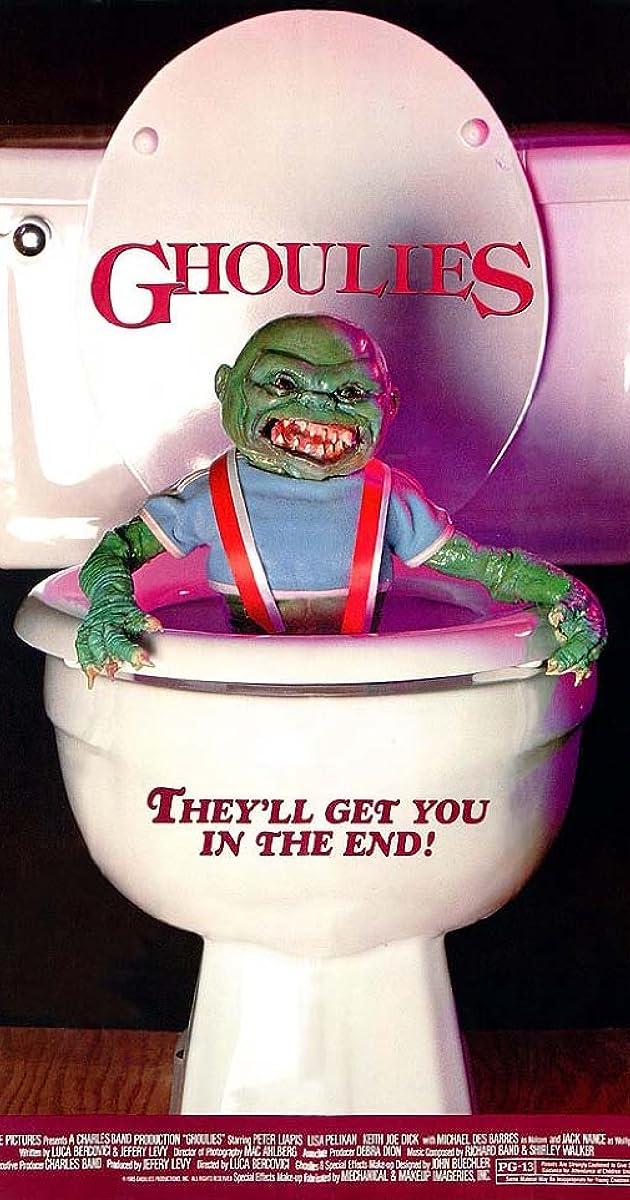 Ghoulies (1985) Subtitles